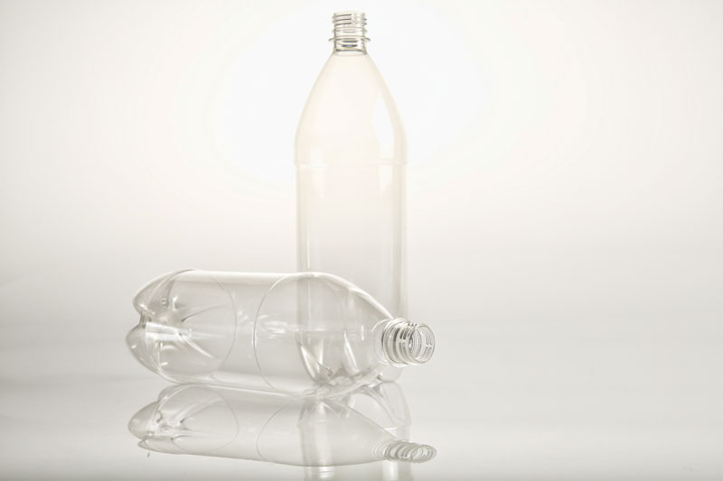 rPET flakes bottle recycling