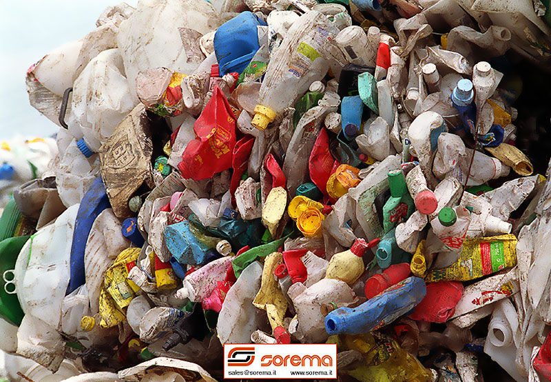 HDPE and PP recycling