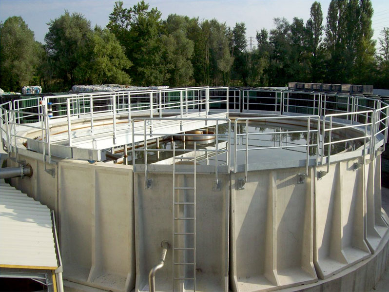 Recycling: water treatment