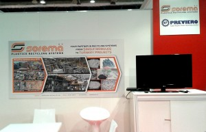 Sorema Booth at INTERPLASTICA